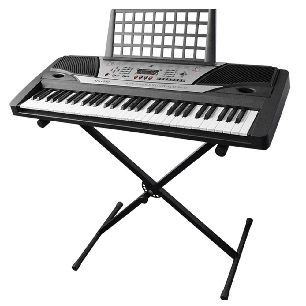 Piano Keyboard Quot X Quot Stand Electric Organ Rack Folding Metal